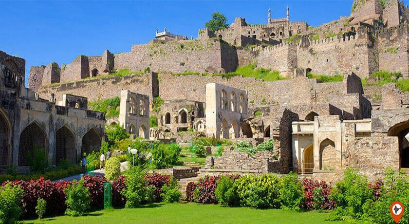 Golconda fort wedding