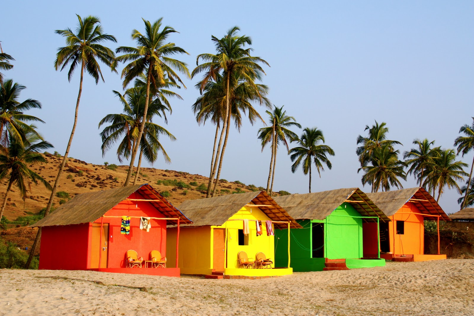 Goa: Places to visit