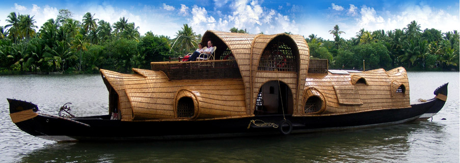 indiator houseboat tour