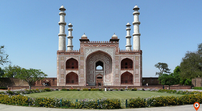 akbar-mausoleum