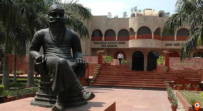 maharaja-ranjit-singh-war-mueseum