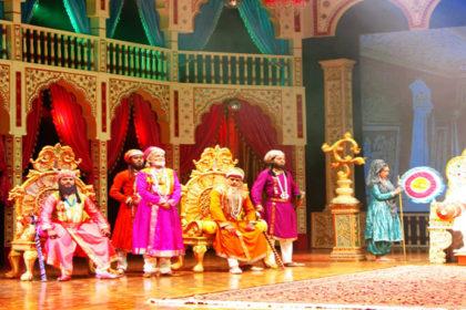 The Enchanting: Mohabbat The Taj Show!