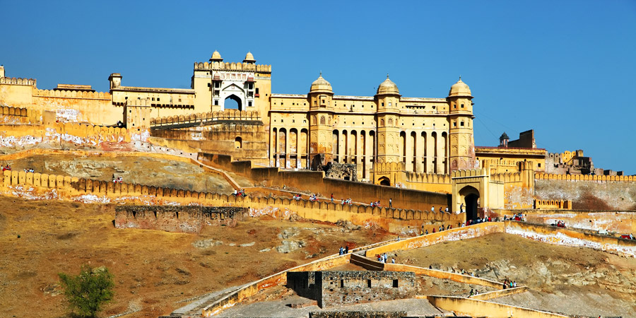 15 Most Popular Forts in India