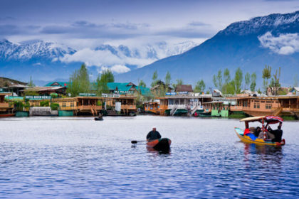 Exceptionally stunning Lakes in India