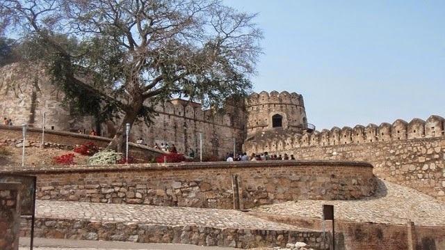 Jhansi Fort, Jhansi