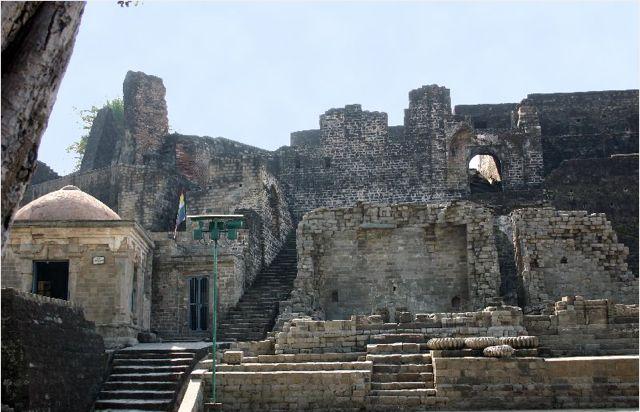Kangra Fort, Kangra