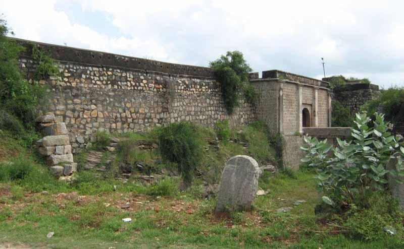 Srirangapatnam Fort, Srirangapatnam