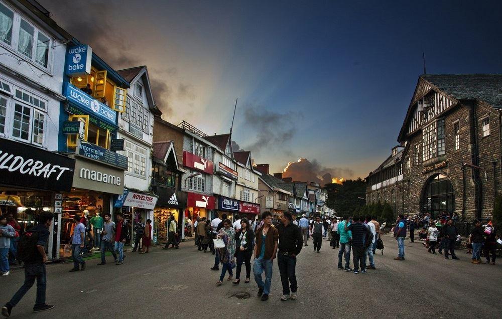 The Ravishing allure of Shimla