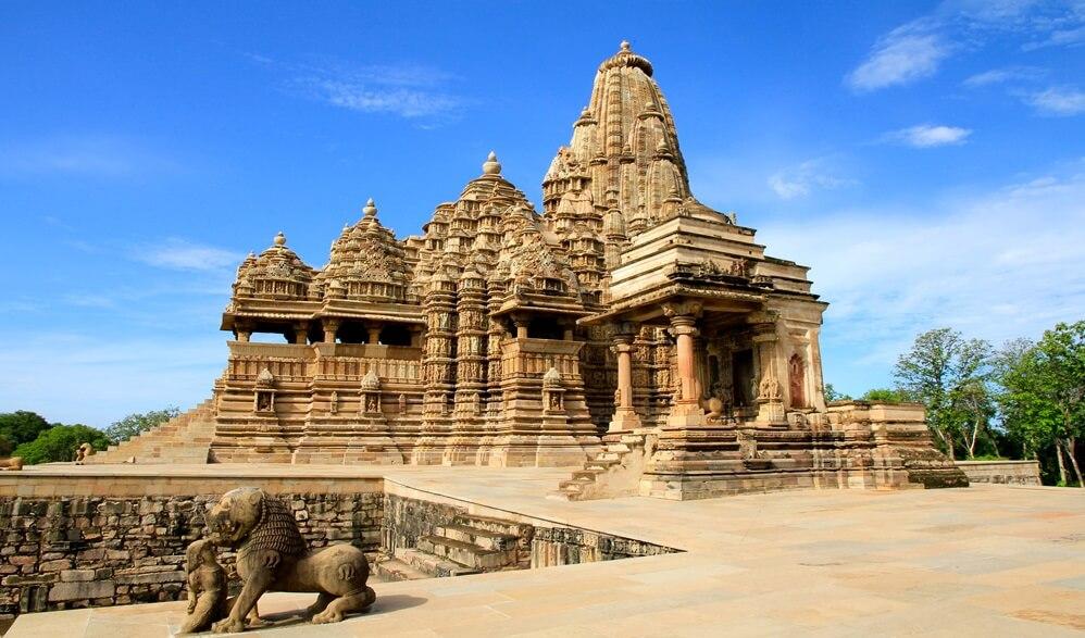 khajuraho trip temple