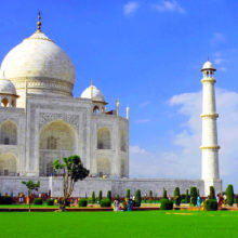 Agra day tour taj Mahal India tour packages