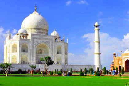 Agra day tour taj Mahal India tour packages