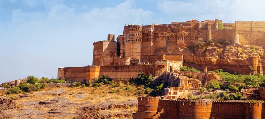 mehrangarh fort India