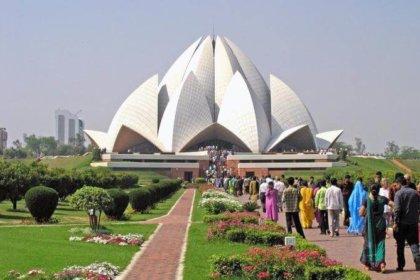 tourist attractions in Delhi