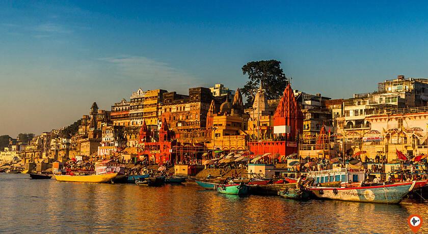 The morning Ritual at Varanasi - India - Safe and Healthy