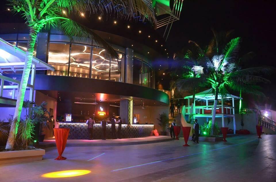 Nyex Beach Club goa
