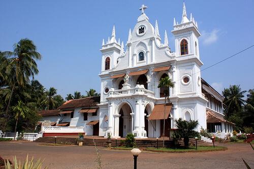 st.-anthony church goa