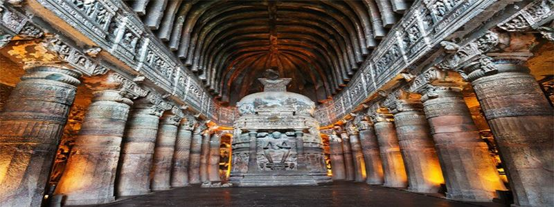 Top 10 world heritage sites of india as declared by unesco for Ajanta indian cuisine