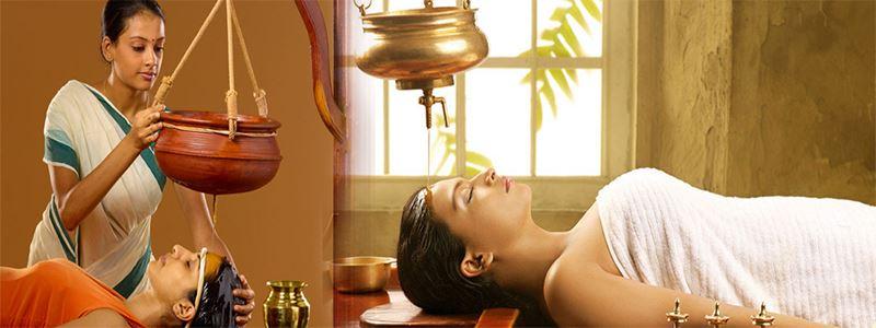 Ayurvedic Massage Therapies