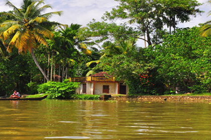kerala in Monsoon