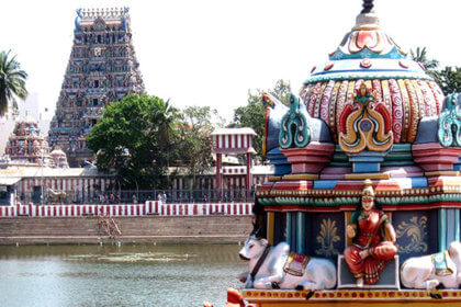 Places to visit in chennai