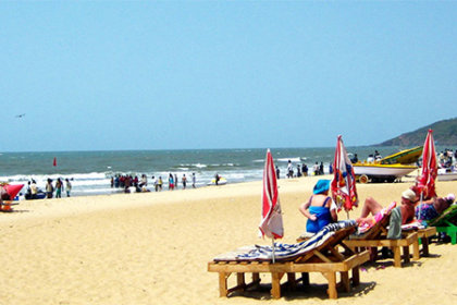 North Goa Tourist Places