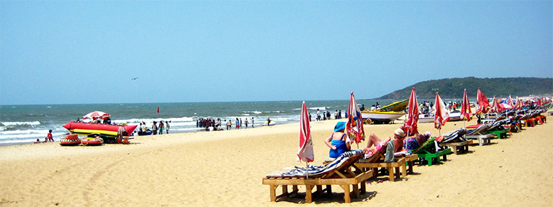 North Goa Tourist Places