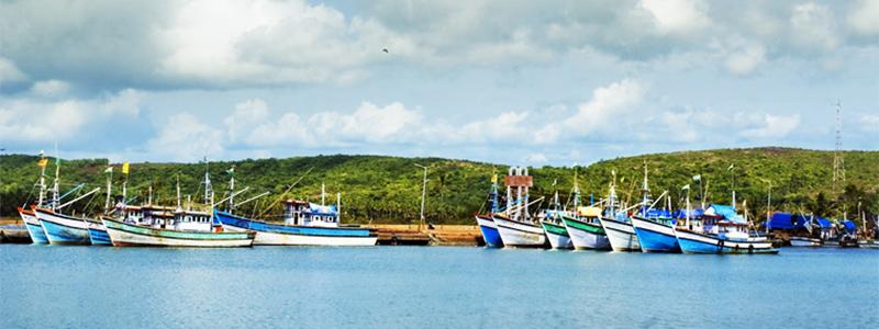 Cavelossim Fishing Boats