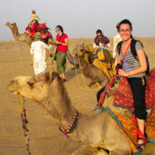 Private Osian Tour with Camel Safari and Gala Dinner