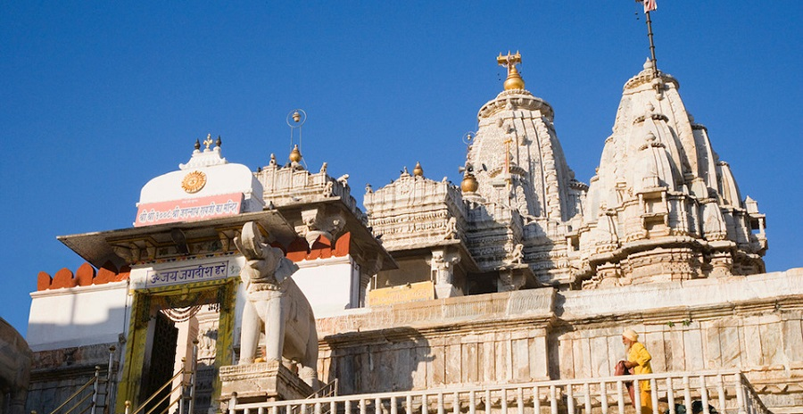 Jagdish Temple, Enjoy the architecture of Indo-Aryan style