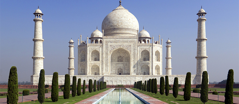 Taj Mahal Tour From Bangalore