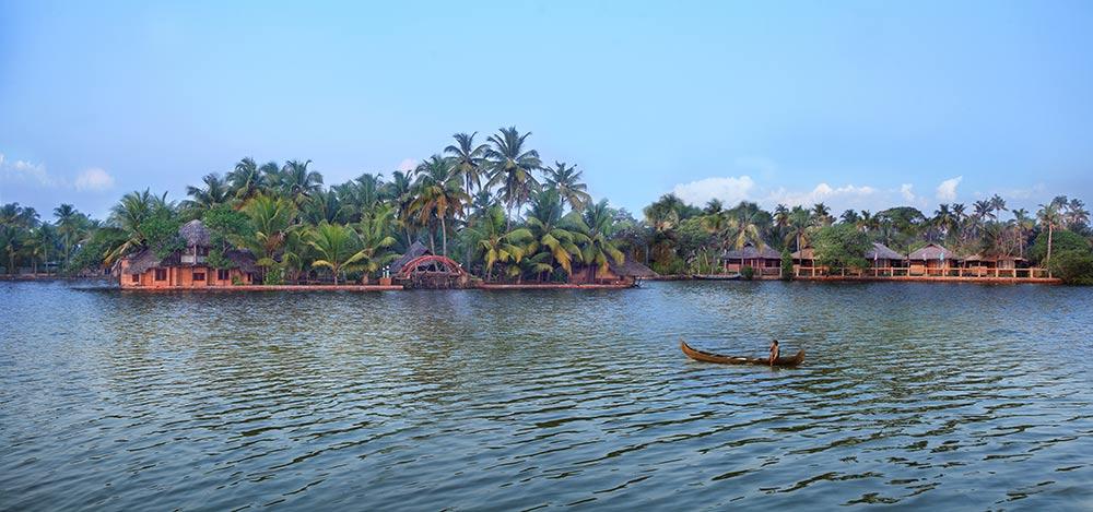 Cherai Island Backwaters