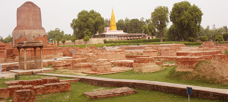 Sarnath: History, Attractions, Best Time to Visit, How to Reach & Travel Tips