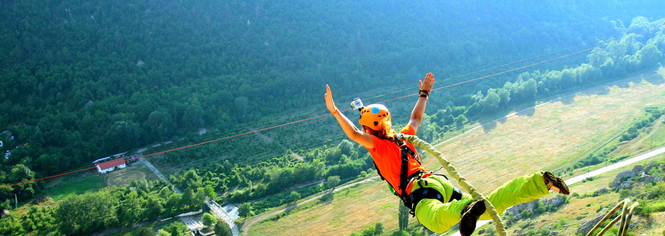 Bungee Jumping Rishikesh