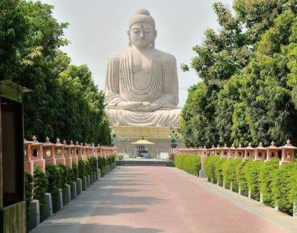 Bodhgaya tour from Varanasi
