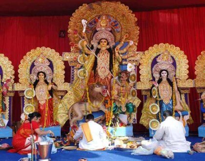 Know How Durga Puja Is Celebrated In Different Parts of India