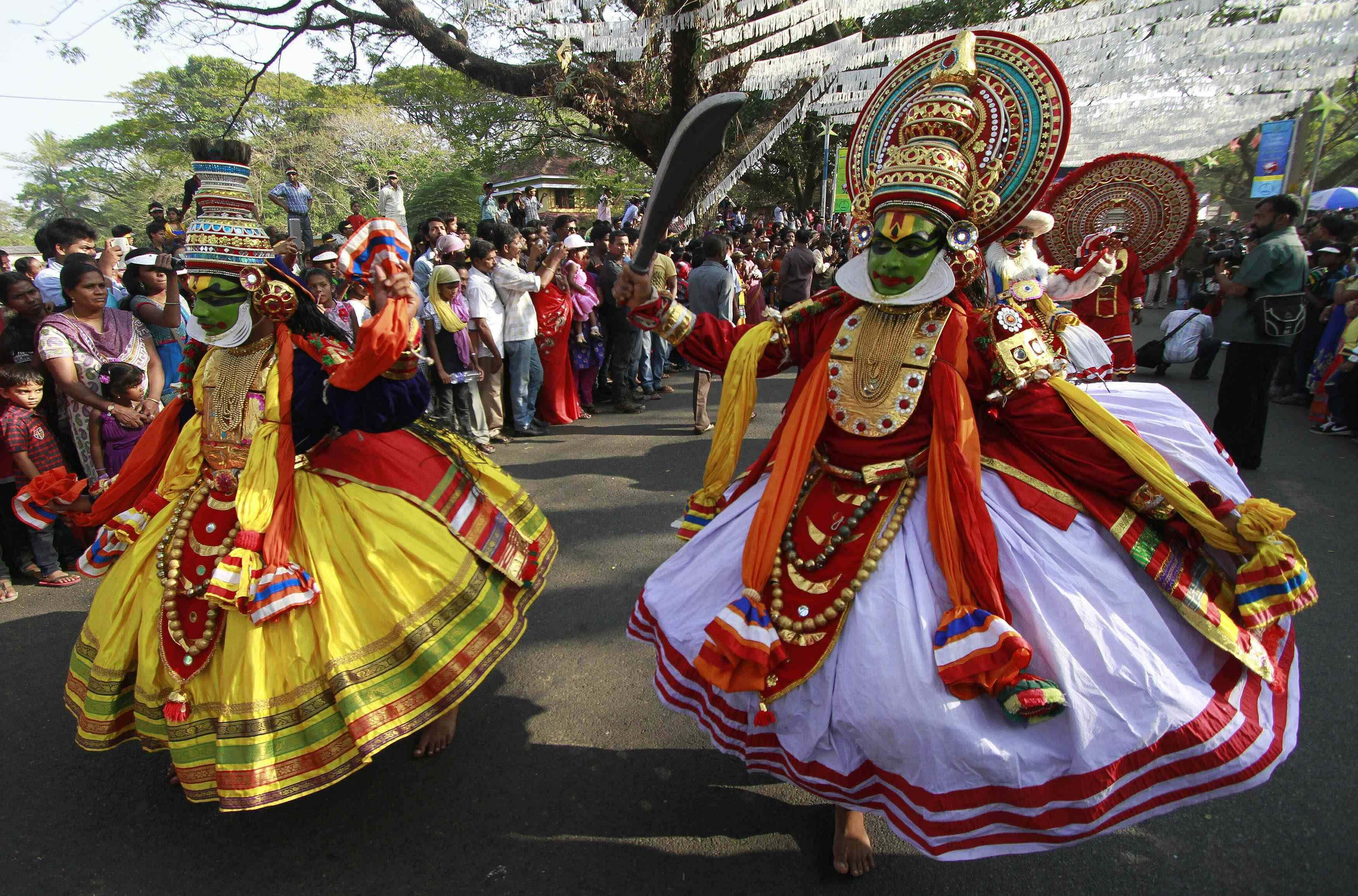 Ring In The New Year With Cochin Carnival