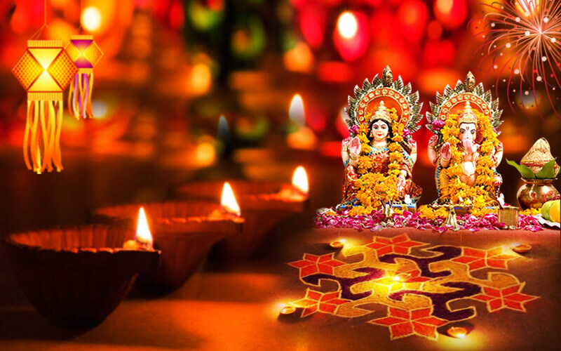 Diwali: The Most-awaited Indian Festival of Sparkling Lights
