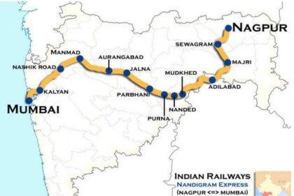 Mumbai, Nagpur and Aurangabad