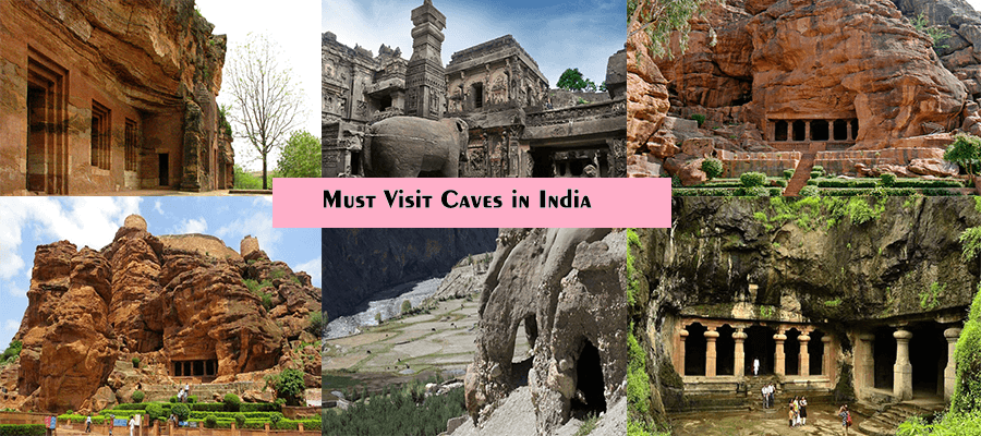 Caves In India