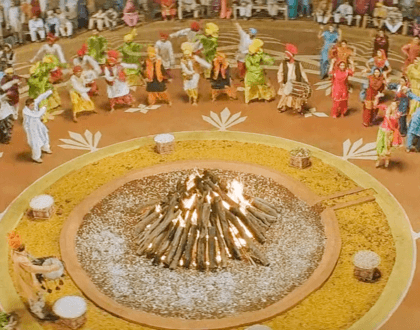 Lohri- A Staunchness Towards Sun, Fire, And Crops