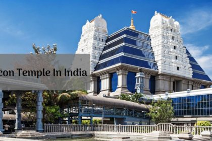 Famous ISKCON Temples In India