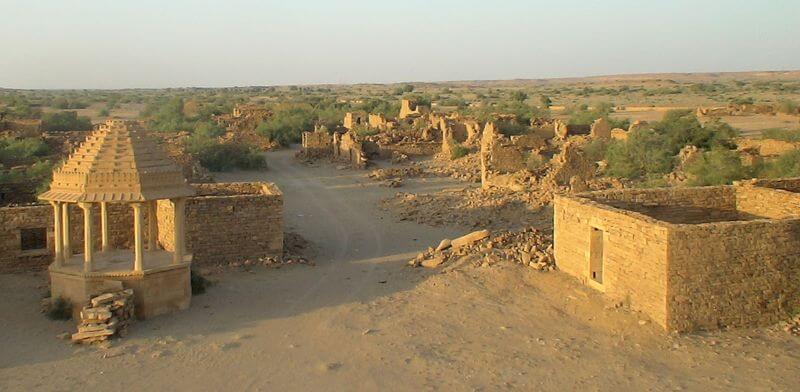 Kuldhara Town