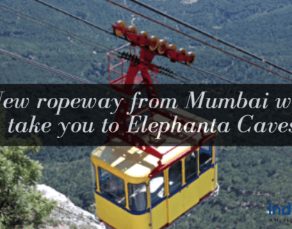 New Ropeway To Reach Elephanta Caves