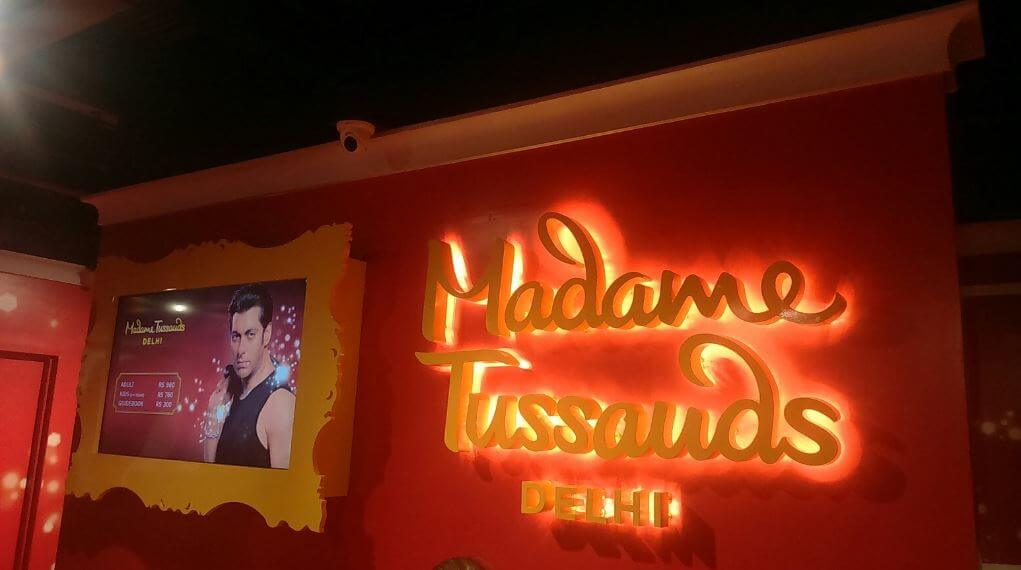 The World-Famous Madame Tussauds Wax Museum In Delhi