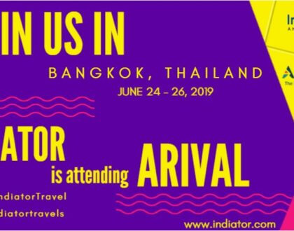 Indiator To Participate in Arival Conference In Bangkok