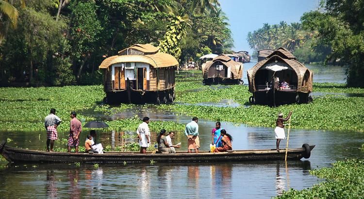 Kerala Tourism -Indiator