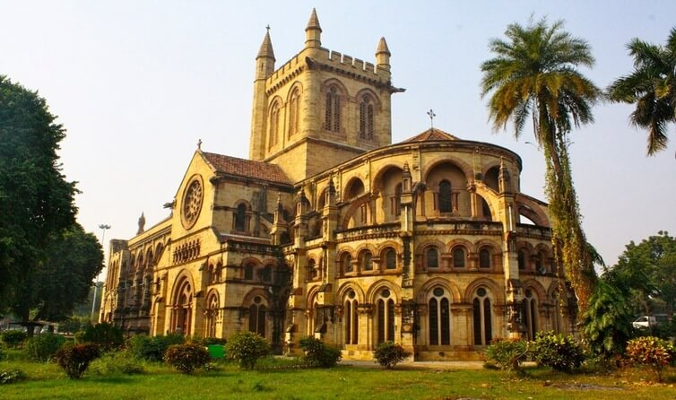 Sacrosanct All Saints Cathedral in Allahabad - indiator