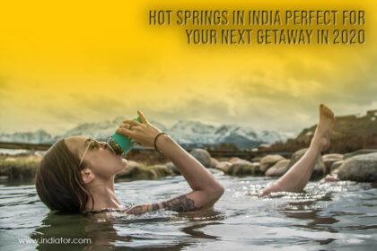 hot water Springs visit in india