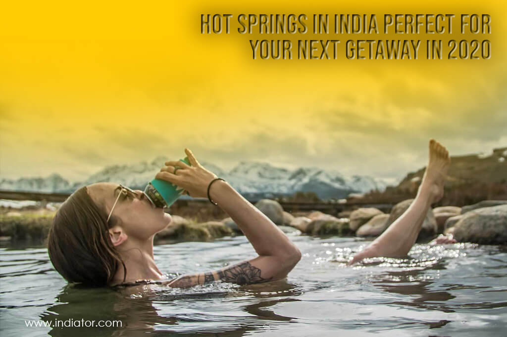 hot water Springs visit in india