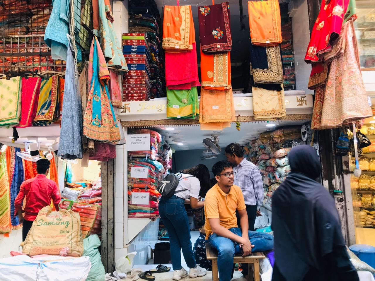 Kinari Bazar - Delhi